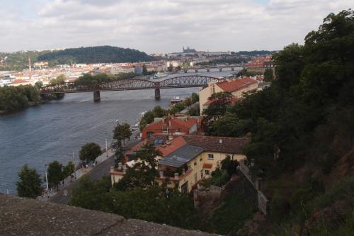 Výlet Praha 2017