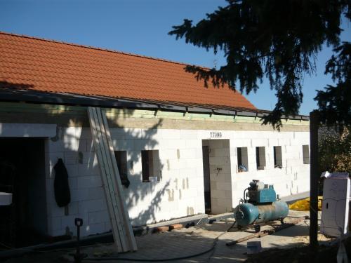 Rekonstrukce wc na hospodě